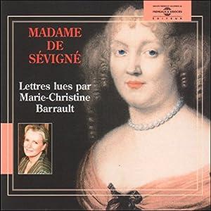 Lettres Audiobook