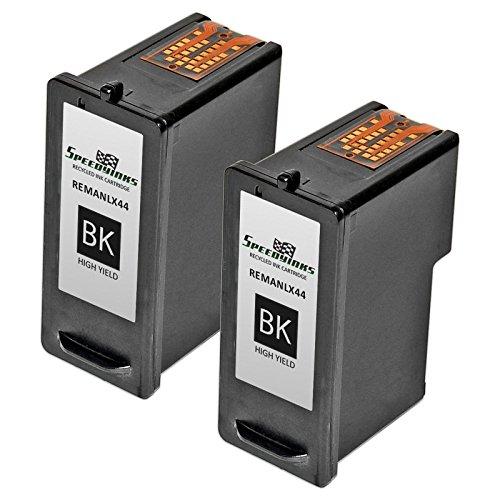 Speedy Inks - 2 Pack Lexmark Remanufactured 18Y0144 #44XL...