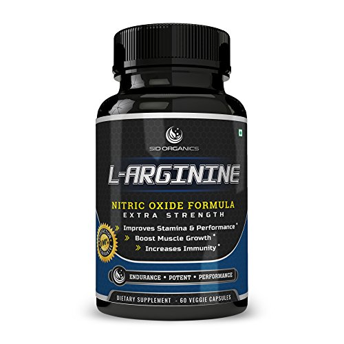 L-Arginine-I-Extra-Strength-Amino-Acids-I-Nitric-Oxide-Booster-I-Combined-with-Niacin-L-Citrulline-for-Muscle-Growth-Heart-support-and-Libido-I-Train-Longer-Harder-Order-Risk-Free