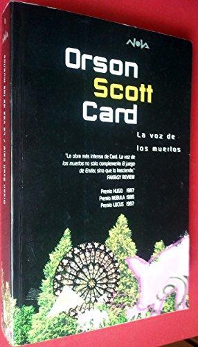 VOZ DE LOS MUERTOS, LA: Nº 1 (ENDER) (NOVA): Amazon.es: CARD ...