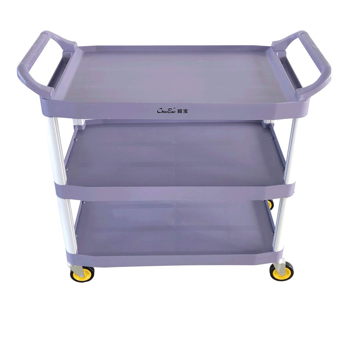 Z GRILLS 3-Shelf Rolling Service Cart by Z GRILLS