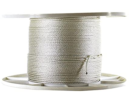 Sp/1000 x 1: Ace Solid Braid Nylon Cord (71487) - Ropes
