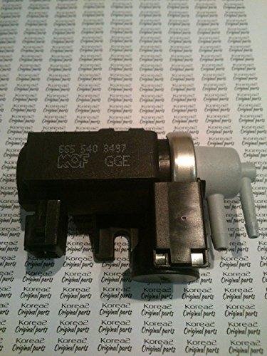 Genuine Ssangyong Vacuum Modulator 6655403497