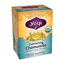 Yogi Tea Chamomile, 16-count (Pack of6) by Yogi Teas