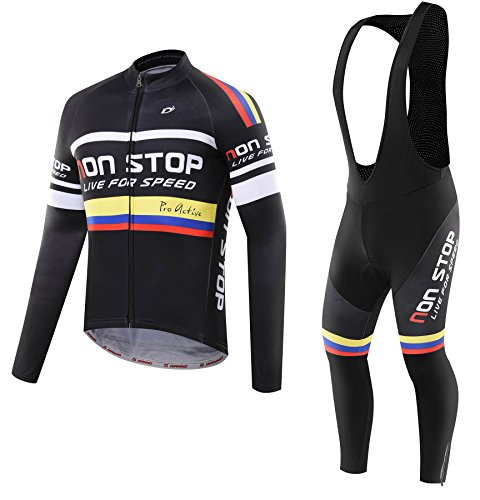 Thermal sleeve Jersey Tight Winter