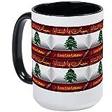 CafePress %2D Lebanon%2C Lebanese Large
