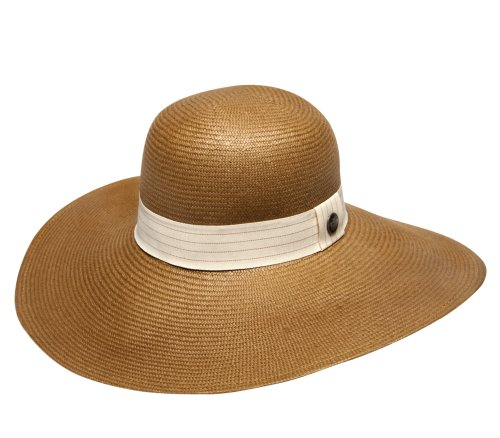 Goorin Bros. Women's Macey Floppy Hat, Natural, Large