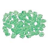 DollarItemDirect LIME GREEN ACRYLIC ICE BULK, Case of 1