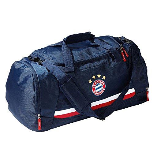 FC Bayern München 18951 Sporttasche navy Logo 63x36x32 cm