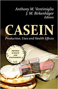 CASEIN PRODUCTION USES HEAL. (Protein Science and Engineering: Nutrition and Diet Research Progress)