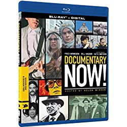 Documentary Now! - Seasons 1 & 2 + Digital - BD [Blu-ray]