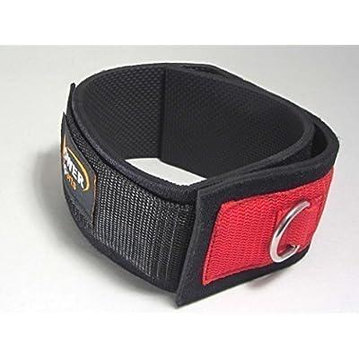 BAS sangle gym machine Fixation Câble machine entraînement BAS / JAMBE PIED Sangle avec double anneaux en D pour fixation
