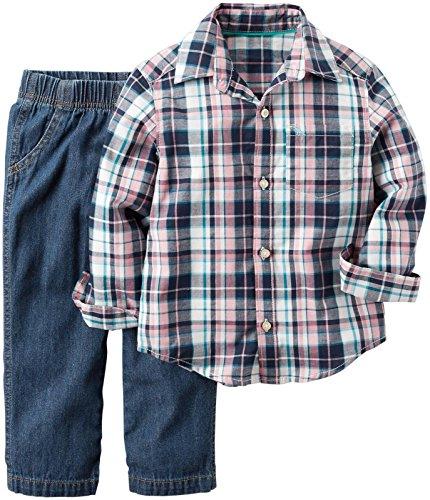 Carters Piece Pant Set Baby