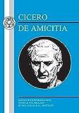 img - for Cicero: De Amicitia (Latin Texts) book / textbook / text book