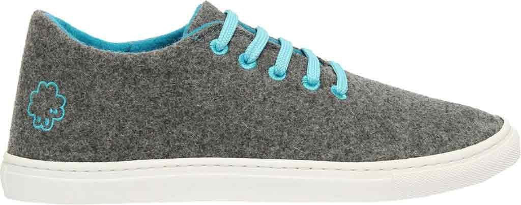 Baabuk Sneaker,Light Grey//Turquoise,EU 47 M