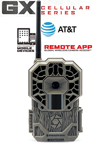 Stealth Cam AT&T Wireless STC-GXATW Trail Cam 22Megapixel HD Video ()