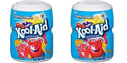 Kool-Aid Tropical Punch Mix - 19 oz - 2 pk