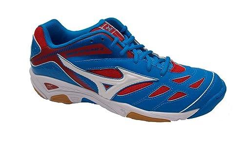 Zapatillas de balonmano Mizuno Wave steam 3 mujer - Talla 42,5 EU: Amazon.es: Zapatos y complementos