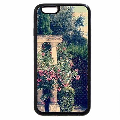 iPhone 6S / iPhone 6 Case (Black) Gate of Eden