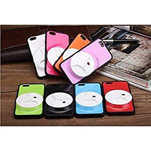 ZL The Original Multi-function TPU+PC Hard Back Cover with Earphone Box Case for iPhone 6(Assorted Colors) , Pink