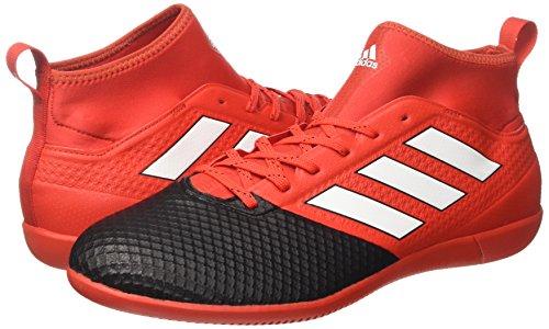 3 rouge In Primemesh Ace 17 Blanc Homme Adidas Bottes Rouge De Football Noir Pour xPBwn