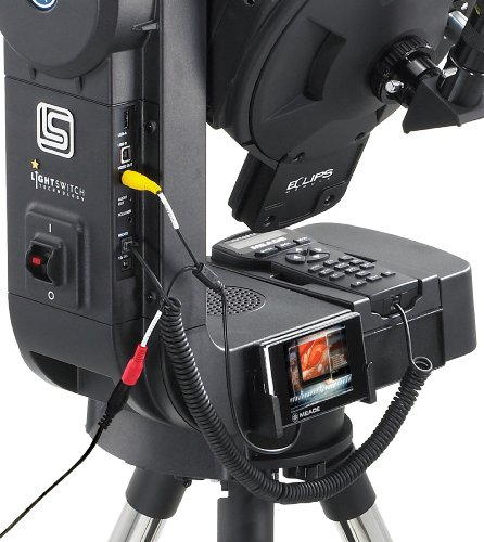 Meade Instruments LS 3.5 Inch Color LCD Video Monitor for sale  Delivered anywhere in USA