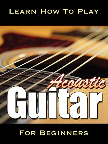 Fingerpicking Guitar Video (Learn How To Play Acoustic Guitar For Beginners)