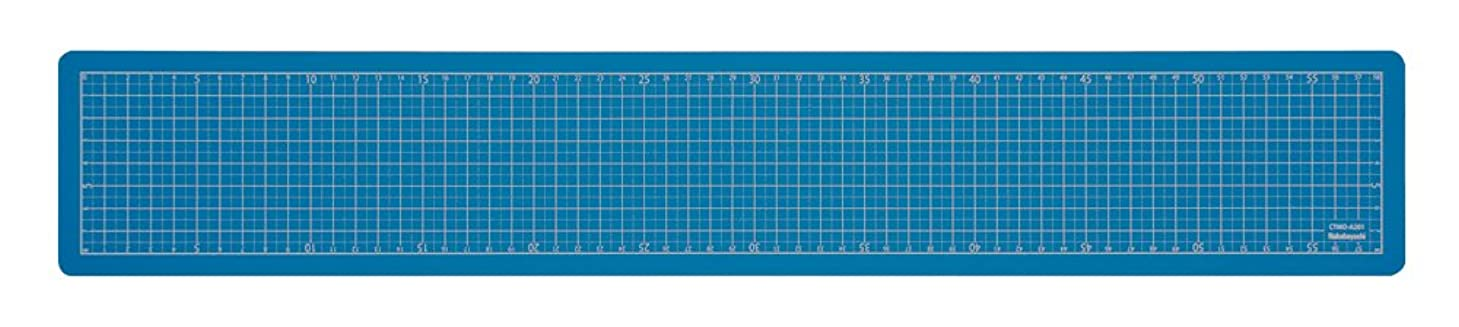 チャット落ちたアサープラス カッター 折らないカッター オランテ 本体+専用替刃セット ネイビー 35-240,245