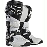 Fox Racing 2016 Comp 8 Men's Off-Road Motorcycle Boots - White / Size 8