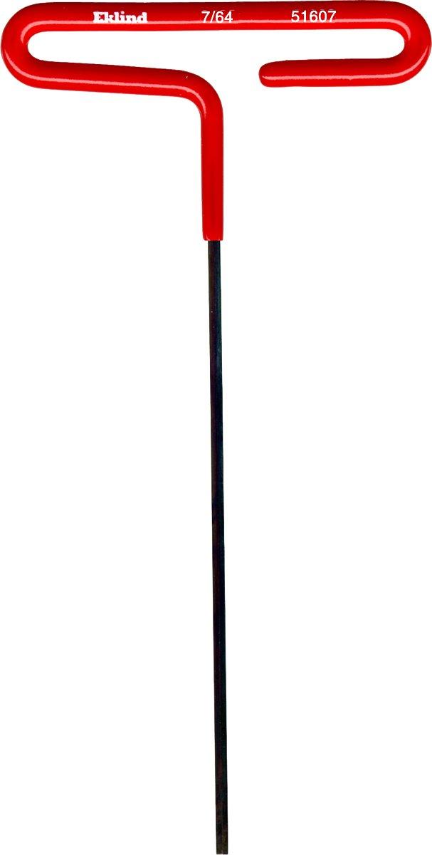 EKLIND 51612 3//16 Inch Cushion Grip Hex T-Handle T-Key allen wrench
