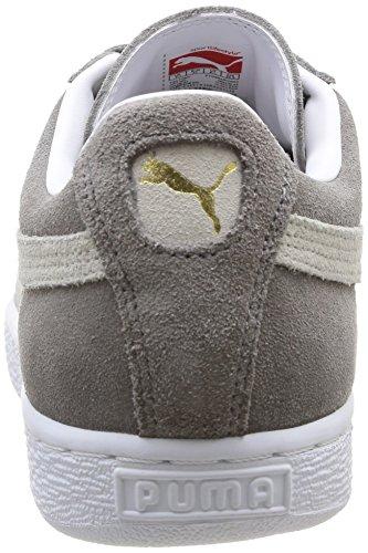 Sneaker Grau Herren Puma Top Gray white Steeple Classic Suede High qYYxXfa