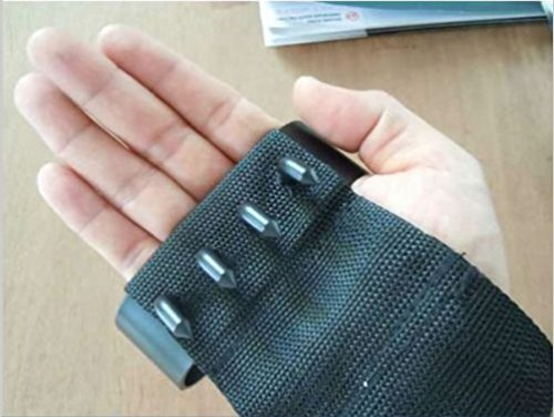 The Survival Island Ninjutsu Martial Arts Ninja Climbing Tool Tactical Gloves Weapon Claw Paw MMA