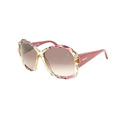 c3b384d1278c Sunglasses for woman SWAROVSKI SK0040 77G - width 60  Amazon.co.uk  Shoes    Bags