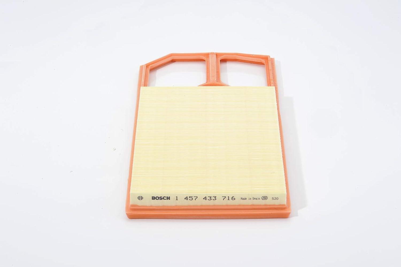Bosch 1457433716 Luftfiltereinsatz Auto