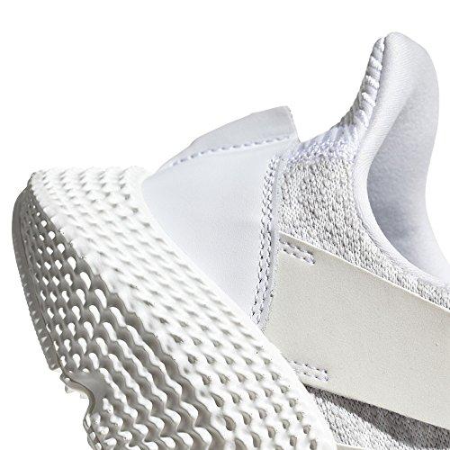Adidas Originals Womens Prophere Bianco / Bianco / Super-collegiale