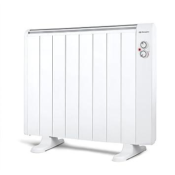 Orbegozo RRM 1510 Emisor térmico de bajo Consumo sin Aceite, 1500 W, Color Blanco