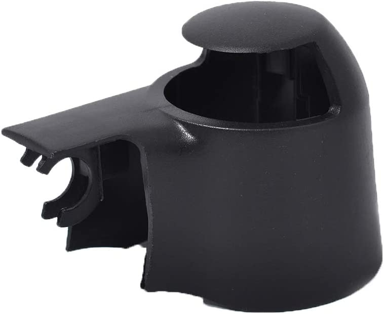 ZYElroy Rear Wiper Arm Nut Cover Cap for Caddy for Touran for Seat for Leon for Skoda Fabia 6Q6955435D