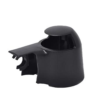 Busirde Brazo del limpiaparabrisas Trasero Cap Tuerca de la Cubierta de Carrito para el Touran para Seat Leon para Skoda Fabia 6Q6955435D: Amazon.es: ...