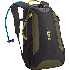 Camelbak Cloud Walker Hydration Pack (70-Ounce/1257 Cubic-Inch, Licorice/Tarmac)