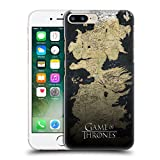 Official HBO Game Of Thrones Westeros Map Key Art Hard Back Case for Apple iPhone 7 Plus