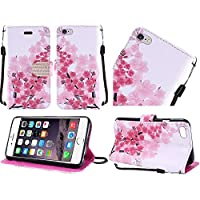 HR Wireless Case for Apple iPhone 6 Plus/6s Plus - Retail Packaging - Sakura Cherry Blossom Exotic Floral