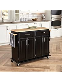 Home Styles 4528 95 Dolly Madison Kitchen Cart.
