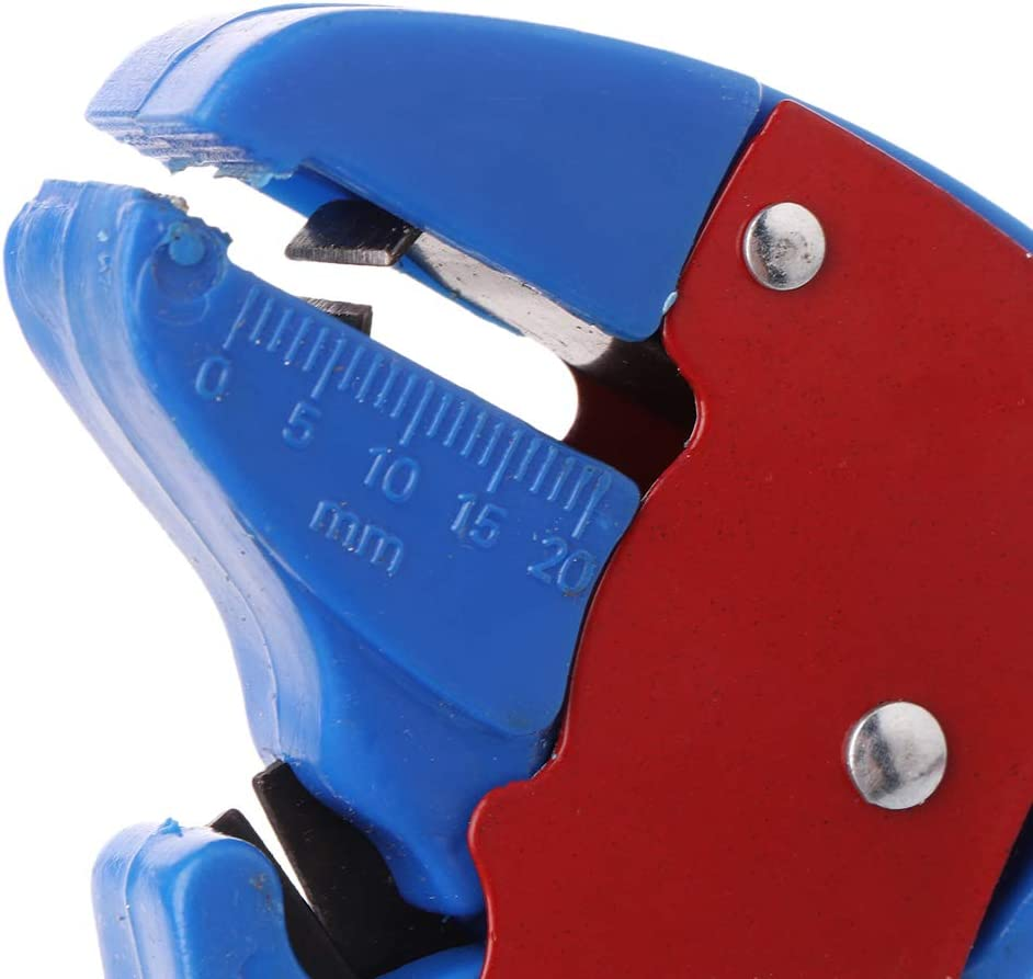 Yintiod Automatische Selbstschnur-Kabelcrimper-Abisolierzange die das Abisolierwerkzeug einstellt