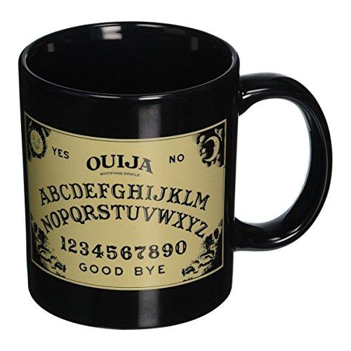 Silver Buffalo OU0334 Hasbro Games Ouija Board Ceramic Mug, 20-Ounces
