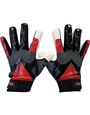 National Flag Football Youth Football Gloves - Specially Designed for 3-12 Year  olds c4a007854c