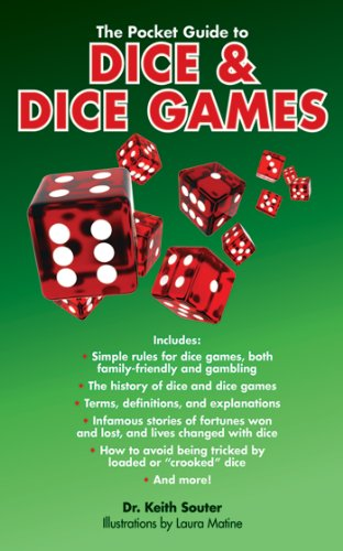 London Dice (The Pocket Guide to Dice & Dice Games (Skyhorse Pocket Guides))