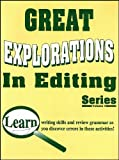 Great Explorations in Editing - Volume 1 Teacher Guide