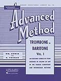 Rubank Advanced Method - Trombone or Baritone, , 1423444302
