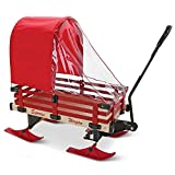 Millside Industries Canopy The Sleigh Wagon