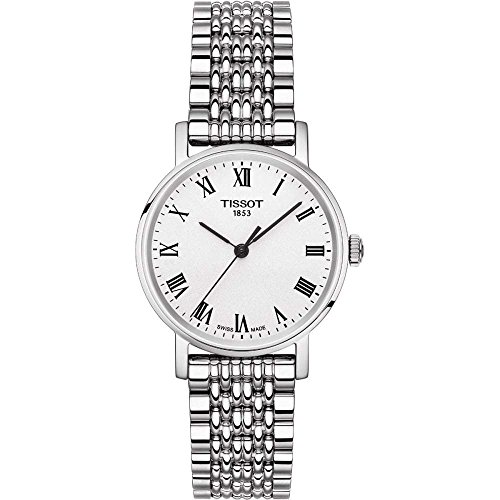 Tissot T109.210.11.033.00 Everytime Small Women's Watch Silver 30mm Stainless Steel